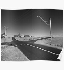 Emu Park Intersection Poster
