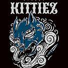 Street Art | Street Kittiez And Dagger by Design Kitty