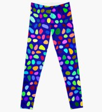 Colored points Leggings