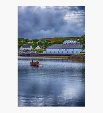 Talisker  Isle of skye Photographic Print