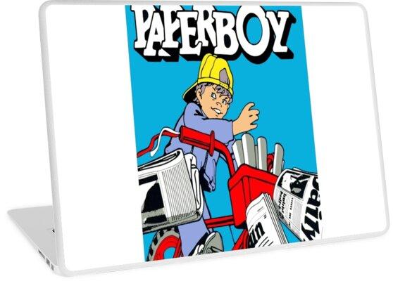 paperboy by garyspeer