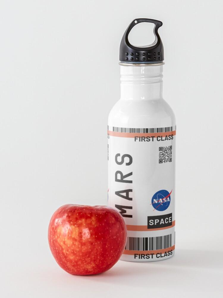 Alternative Ansicht von Bestseller - Mars Flugticket NASA Trinkflasche