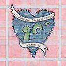 Nessie Valentine by Nina Crittenden