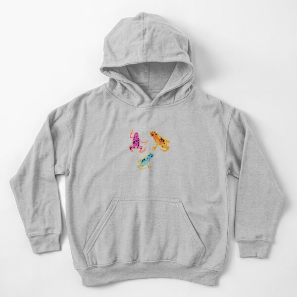 Poisonous Kids Pullover Hoodie
