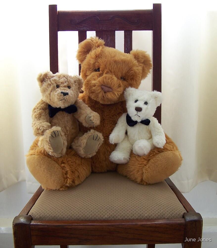 Granny's Chair by June Jones