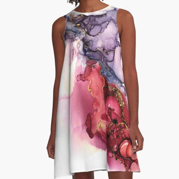 Balance A-Line Dress