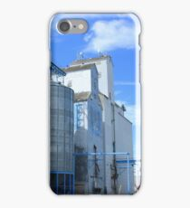 Grain Elevators iPhone Case/Skin