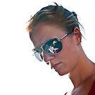 Shiny Glasses by Karen Havenaar