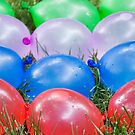 Water Balloons by Tracy Riddell