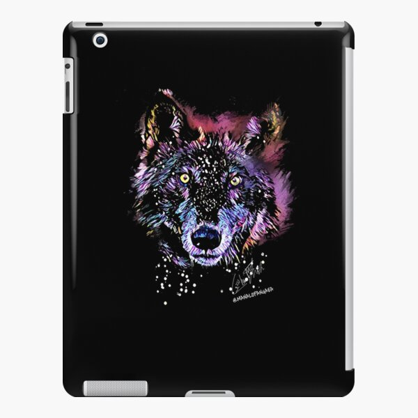 Eyes of the Wolf iPad Snap Case