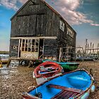 Tollesbury Granary by timmburgess