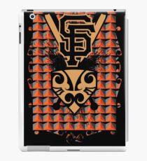 San Francisco Native Giants iPad Case/Skin