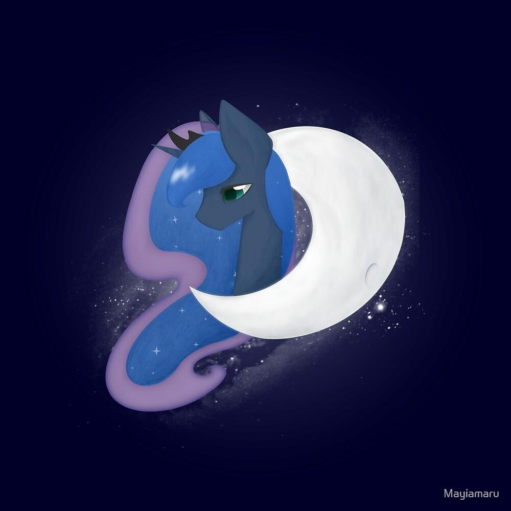 Luna of the Moon by Mayiamaru
