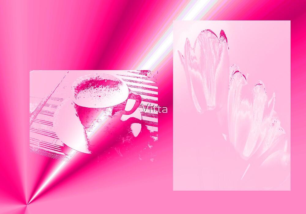 Coffee & Tulips. by Vitta