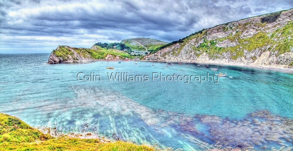 Lulworth Cove - HDR by Colin  Williams Photography