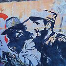CUBA FIDEL CHE by YURYBASHKIN