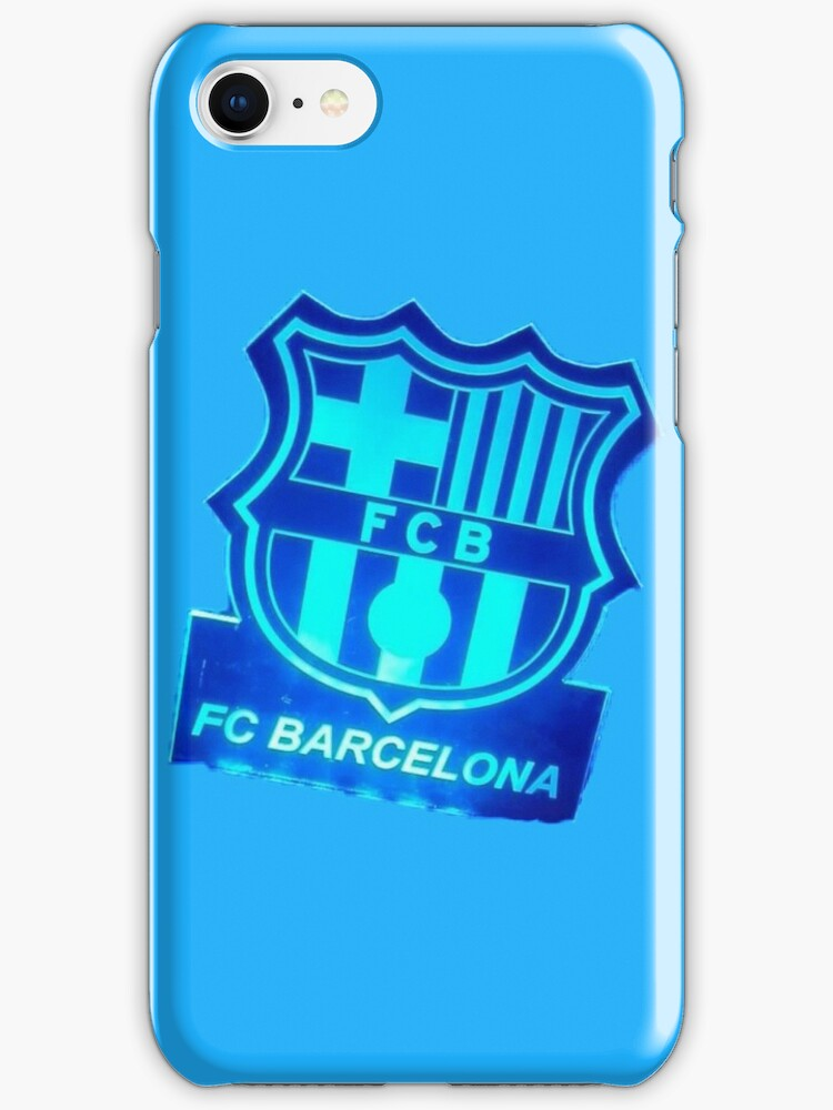 Fc Barcelona Iphone Case Cover By Salvi98 Redbubble