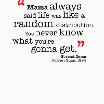 Mama always said... by Lordy99