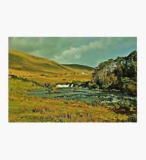 Ashleigh Falls, County Mayo, Ireland Photographic Print