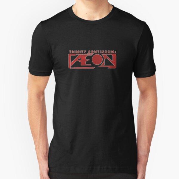 Trinity Continuum: Æon logo Slim Fit T-Shirt