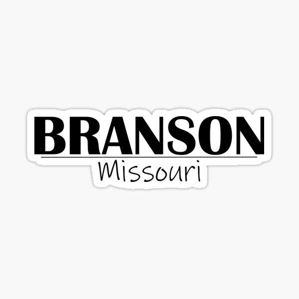 Branson Sticker