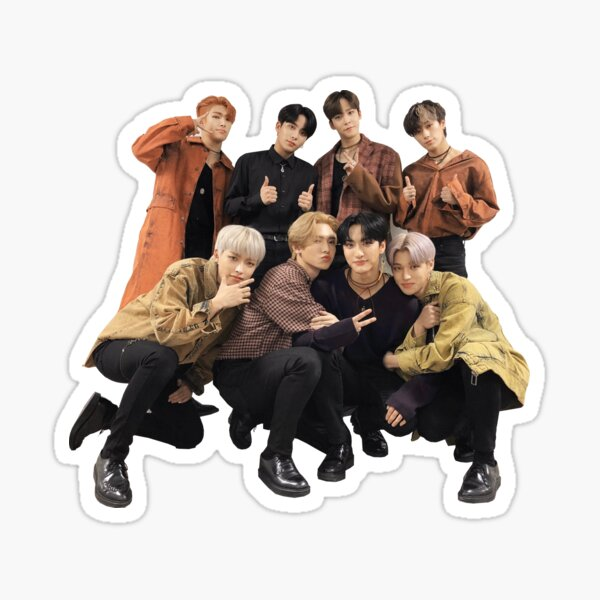 ATEEZ Sticker