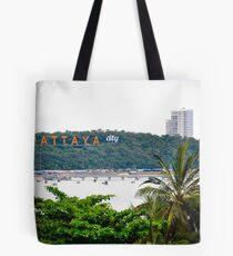 Pattaya City - Thailand  Tote Bag