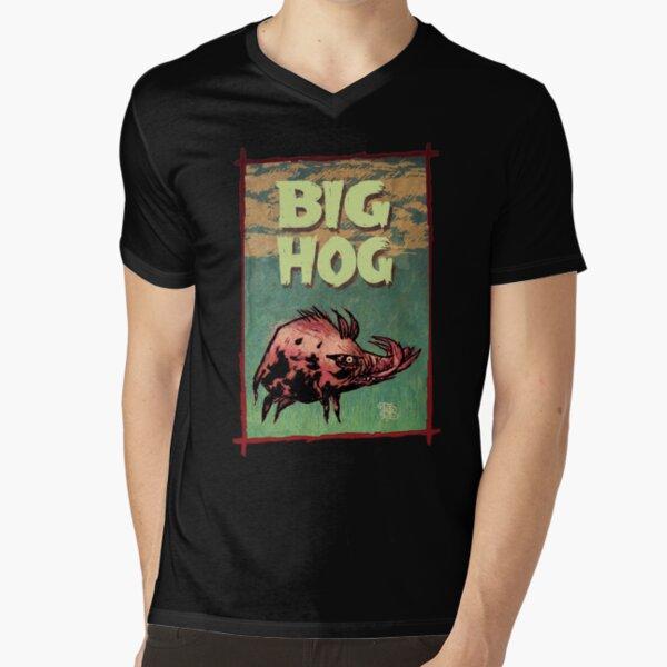 Big Hog V-Neck T-Shirt