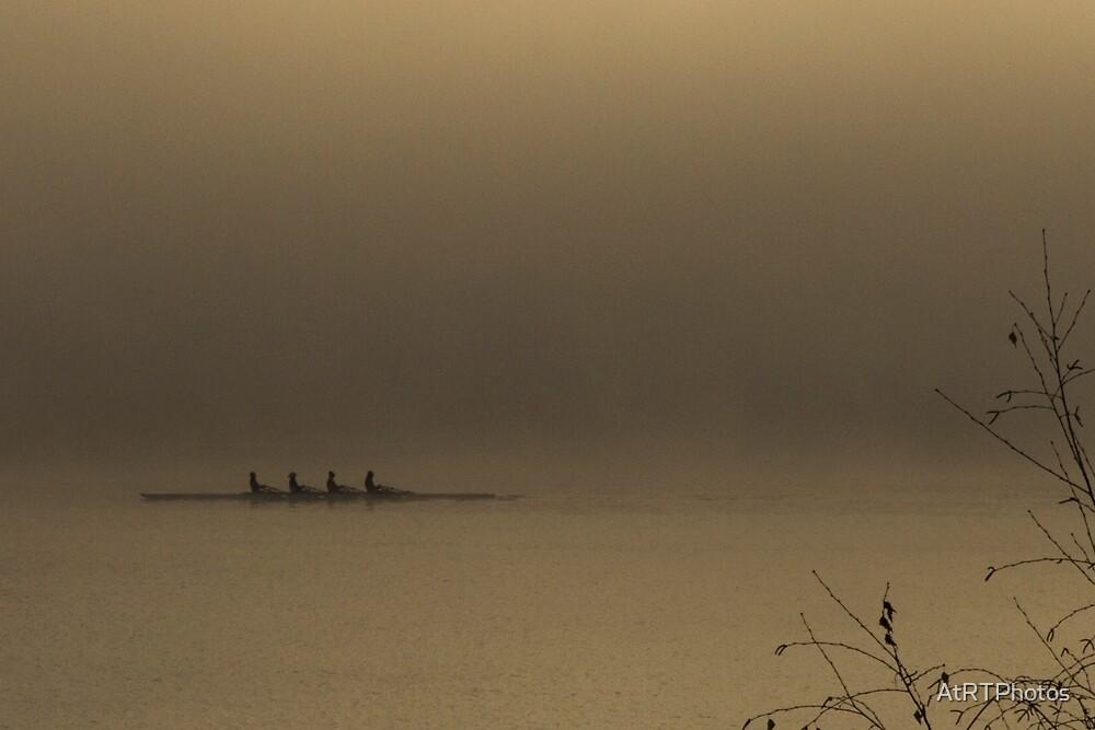 The Rowers by AtRTPhotos