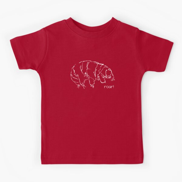 Oh Noes a Water Bear!  Kids T-Shirt