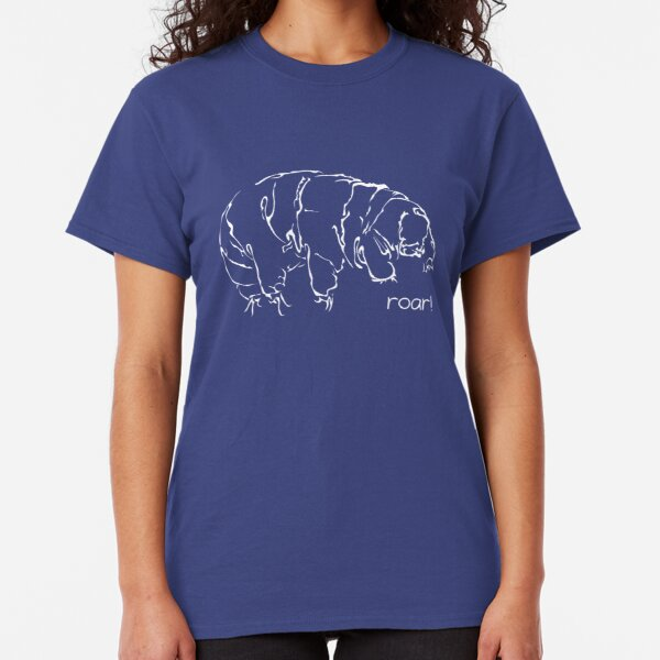 Oh Noes a Water Bear!  Classic T-Shirt