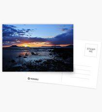 Louisburgh Sunset, County Mayo, Ireland Postcards