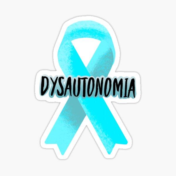 Purple Dysautonomia Hope Ribbon POTS EDS Ehlers-Danlos Turquoise Tassels Zebra Heart Mast Cell MCAS Awareness Keychain