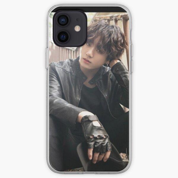 BTS Jungkook Army-zip Coque souple iPhone