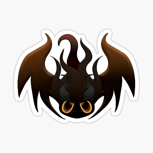 Kreature Kollection Logo for Gothickangel Studios Sticker