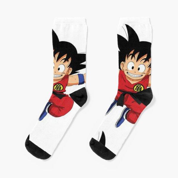Kid Goku retro Chaussettes