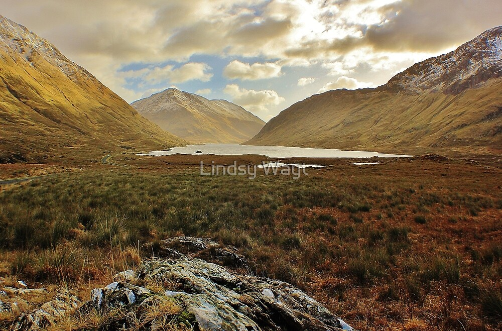 Doolough, County Mayo, Ireland by Lindsy Wayt