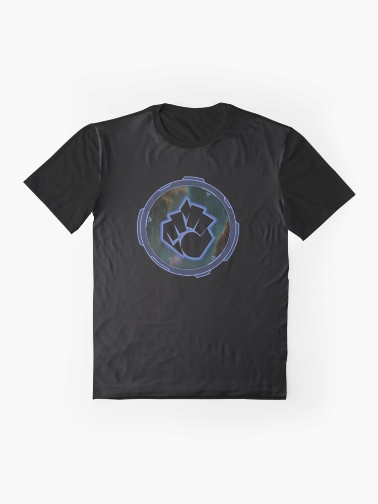 Alternate view of Psi Order Norça Graphic T-Shirt