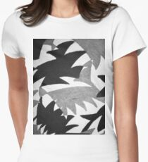 Retro Women's Fitted T-Shirt