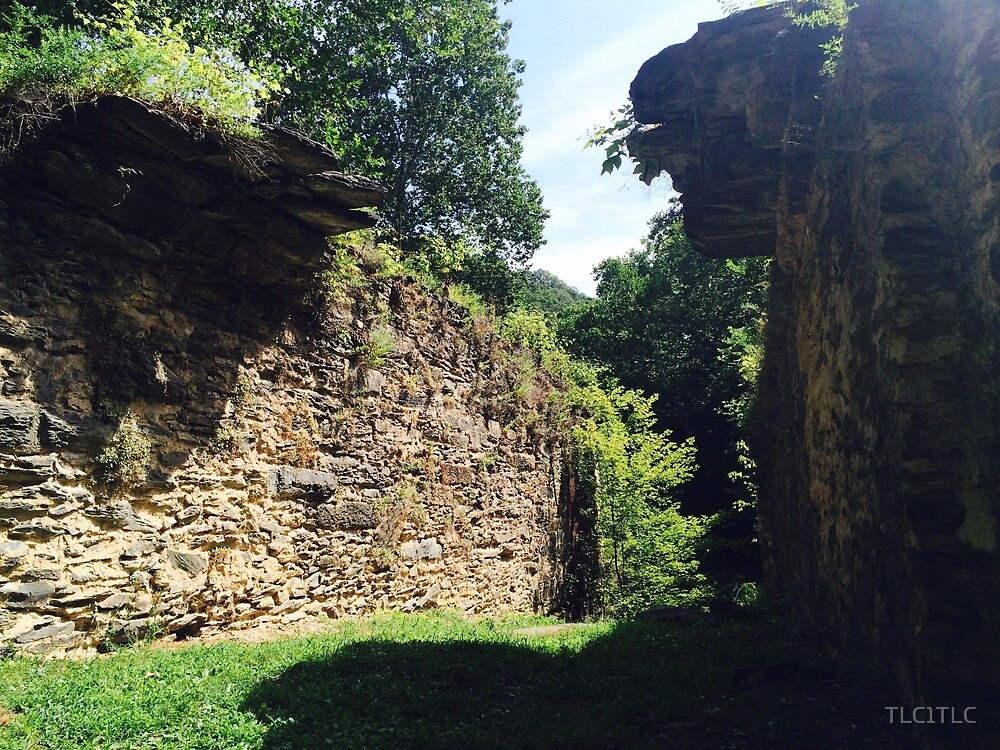 stone wall by TLC1TLC