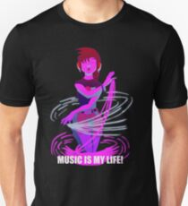 Music Is My Inspiration T-Shirt