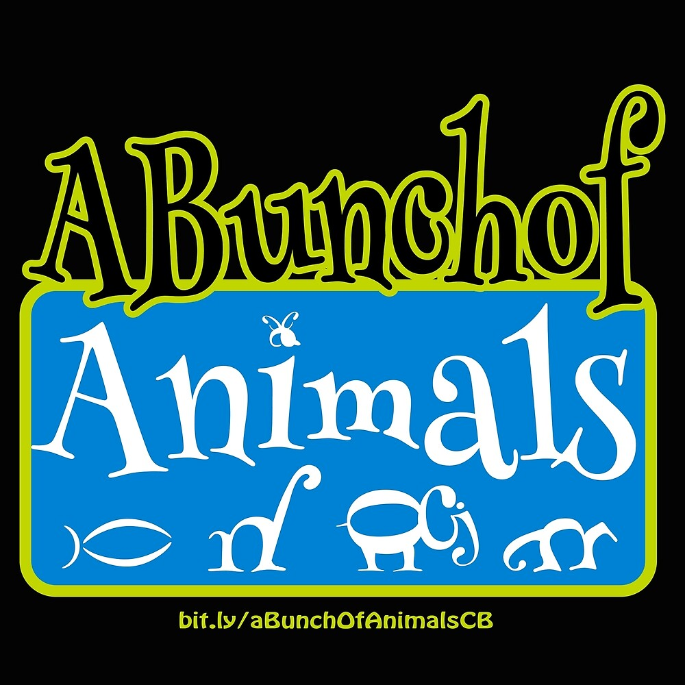 A Bunch of Animals by James Hindermeier