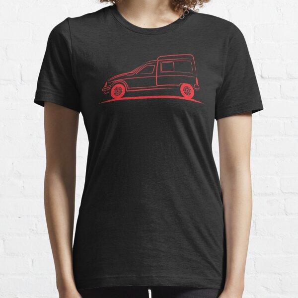 Citroën C15 Citroen C15 Rouge T-shirt essentiel