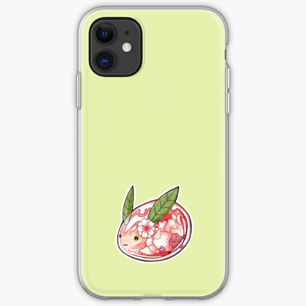 Spring Bunny iPhone Soft Case