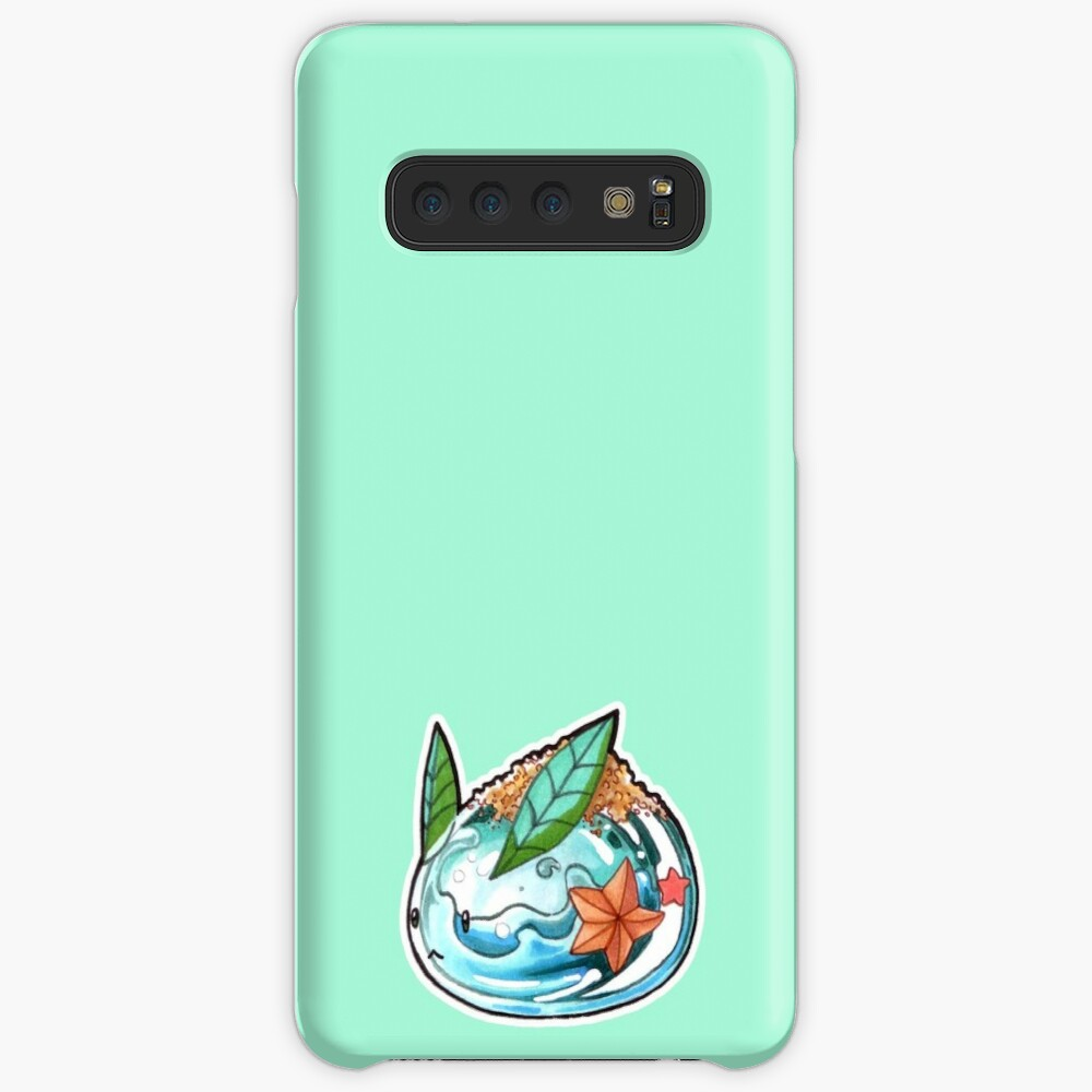 Summer Bunny Case & Skin for Samsung Galaxy