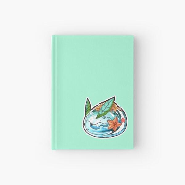 Summer Bunny Hardcover Journal