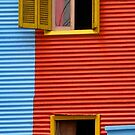 La Boca, Buenos Aires, Argentina by Gregory L. Nance