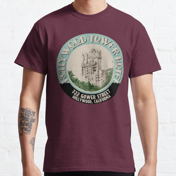 Hollywood Tower Classic T-Shirt