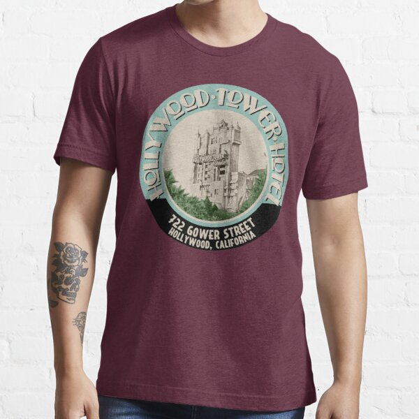 Hollywood Tower Essential T-Shirt