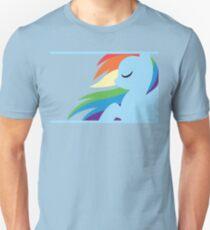 RBD silhouette Unisex T-Shirt